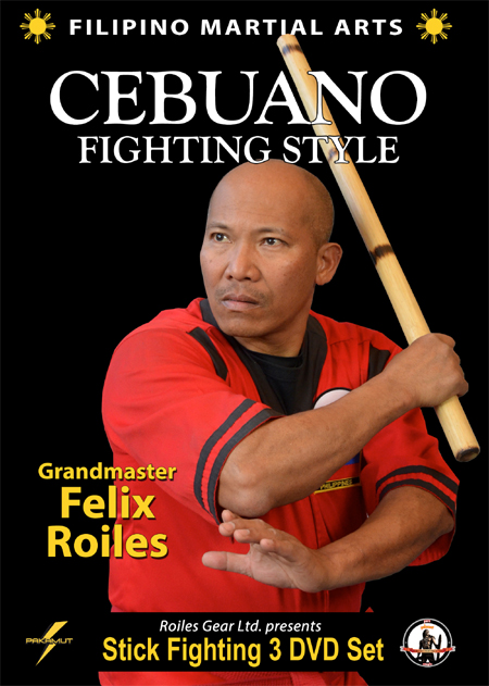 Felix Roiles 3 dvd set STICK